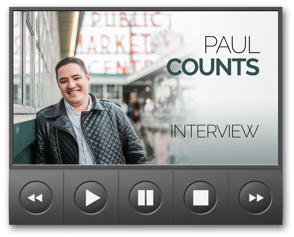 Paul Counts Podcast Interview